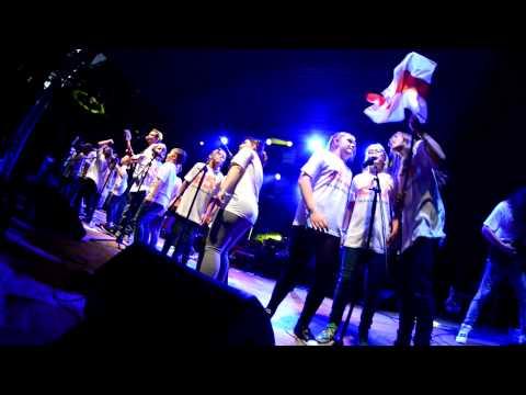 ABBA ORKIESTRA na festiwalu Basowiszcza / Басовішча 2014