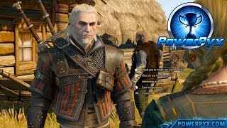 The Witcher 3 Wild Hunt - Superior Wolven Witcher Gear Set Locations (Upgrade Diagrams)