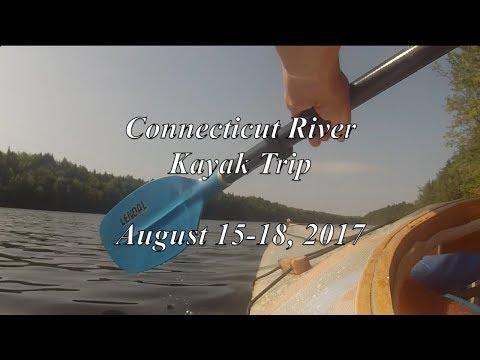 Connecticut River Kayak Trip 2017