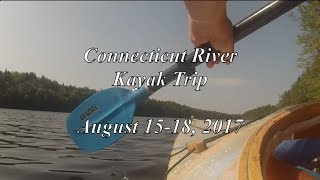 Connecticut River Kayak Trip 2017