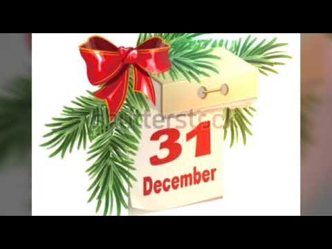 31 December Birthday Video