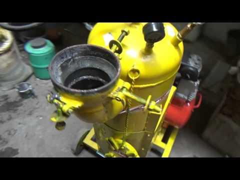 Jagdamba Pneumatic Cement Grouting Pump