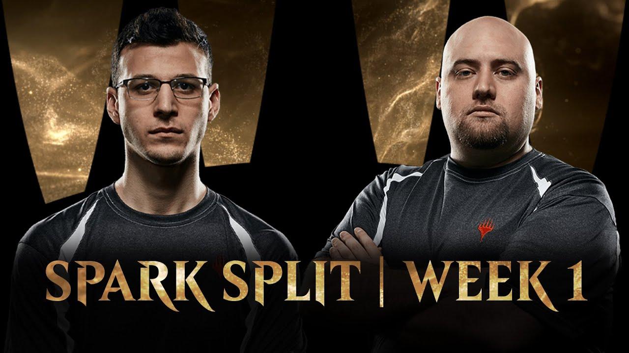 MPL Spark Split Week 1 Overview