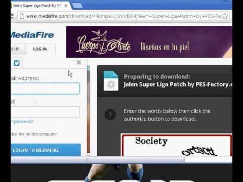Jsl patch za pes 2013 demo