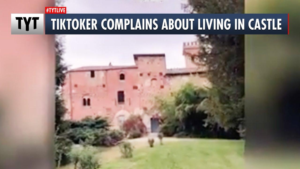 TikToker Complains About Living In Castle