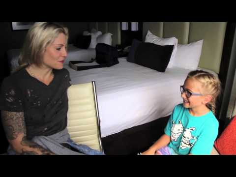 Kids Interview Bands - Brody Dalle