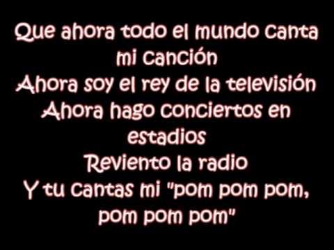 Nicolas Mayorca ft. Cali y el Dandee: Mi cancion (Letra - Lyrics)