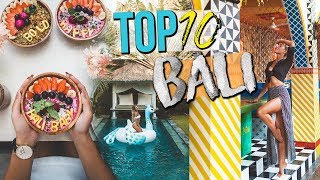 Video TOP 10 THINGS TO DO IN BALI download MP3, 3GP, MP4, WEBM, AVI, FLV Juli 2018