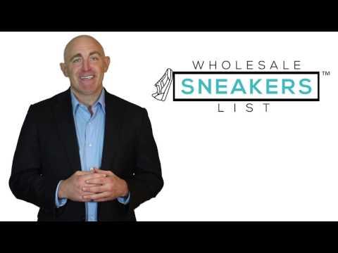 Wholesale Sneakers List