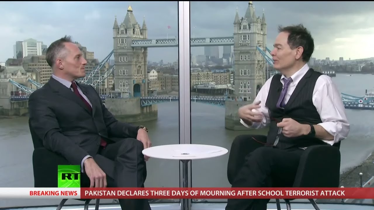 LEAVING BANKING TO SET UP LONDON REAL: BRIAN ROSE ON KEISER REPORT WITH MAX KEISER | FROM 2015