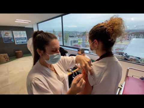 La campaña de vacunación llegará a 9.000 ourensanos en la primera fase