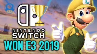 HOW NINTENDO WON E3 2019 - The Rise & Fall of E3 Presentations