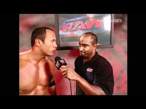 The Rock Promo Raw 7/29/02