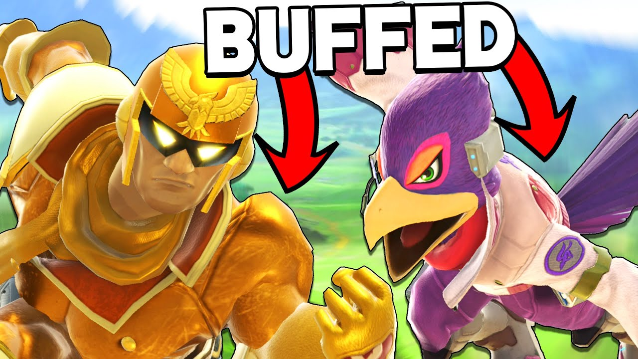 New BUFFED Characters vs. Elite Smash