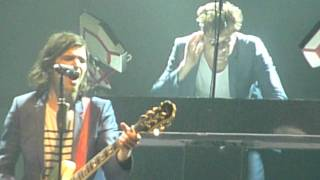 Mark Ronson - California Here We Come (live in Tel Aviv, August 2011) - HD
