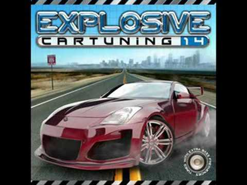 explosive car tuning cd 14