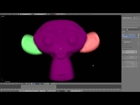 Motion Blur / Blender 2.8 (Test build) Eevee PBR Real Time Engine