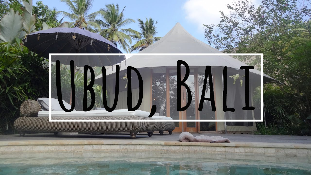 Luxury Camping Bali - Sandat Glamping Ubud | Property Tour