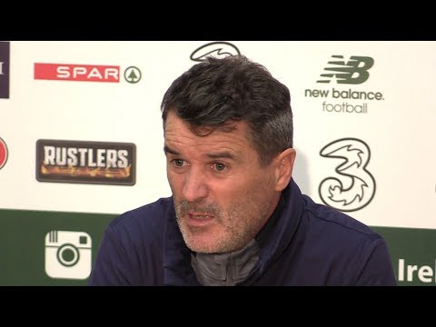 Roy Keane Full Pre-Match Press Conference - Ireland v Moldova - World Cup Qualifying