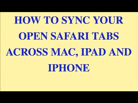 how to remove safari from iphone how to sync your open safari tabs across mac iphone and 6749