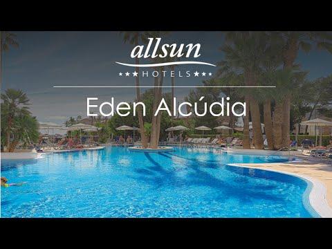 Allsun Hotel Eden Alc 250 Dia Youtube