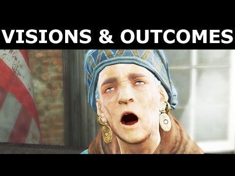 Fallout 4 - Mama Murphy's Visions & Outcomes (Skinny Malone, Glowing Sea, Kellogg & Courser)