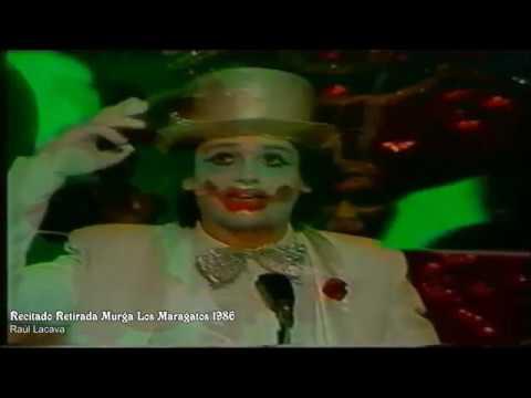 Raúl Lacava - Murga Los Maragatos - YouTube