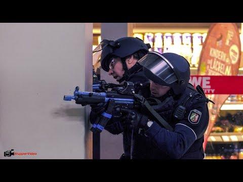 Terror-Großübung am Flughafen