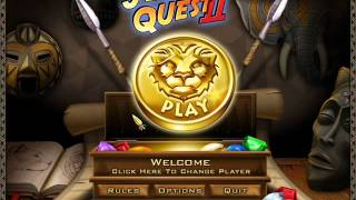 Jewel Quest 2 - Music 5 - Victoria Falls