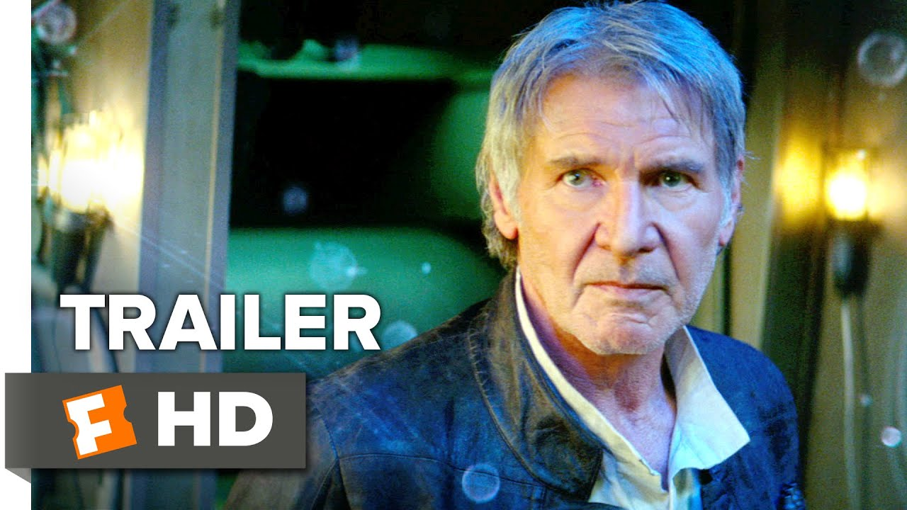 Star Wars: The Force Awakens TRAILER 1 (2015) - Movie HD