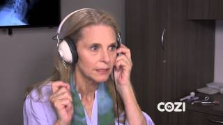 Lindsay Wagner attends COZI TV Hearing Test