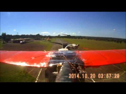 Draco Volans Aerodesign - Avião dos calouros 2015
