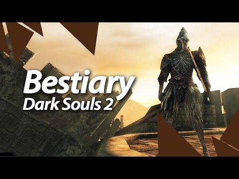 Dark Souls 2 Enemies - Game Chest Bestiary