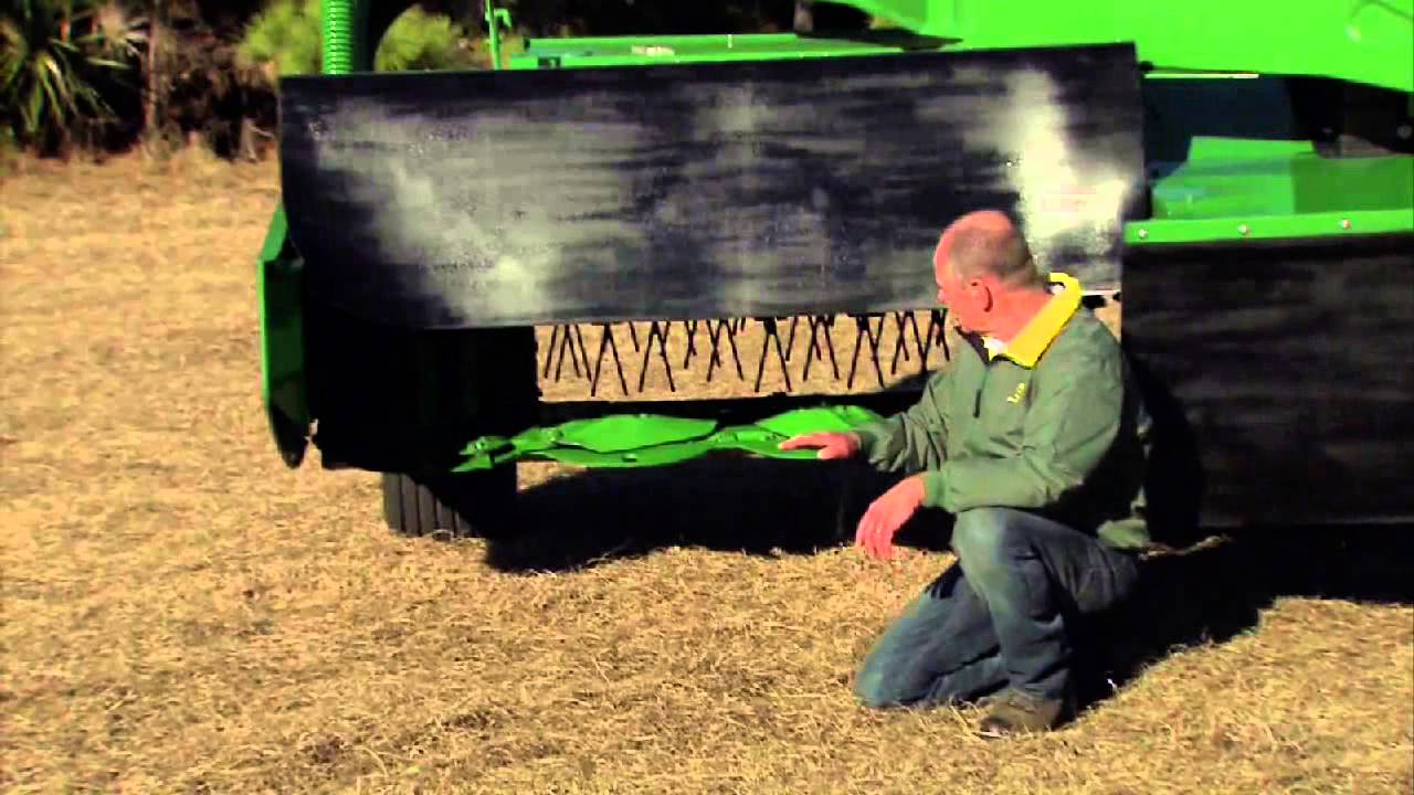 John Deere: MoCo CutterBar Video