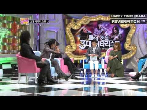 Korean Legend Rockers - Survival Instinct on the Stage 1987
