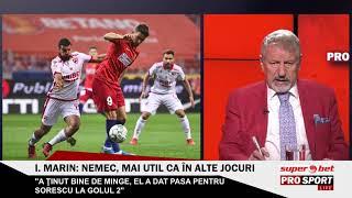 ProSport LIVE - Ediție Specială | PAUZĂ: FCSB - Dinamo 2-2! Ion Marin analizează prima parte