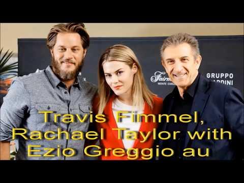 Travis Fimmel et Rachael Taylor à Monaco