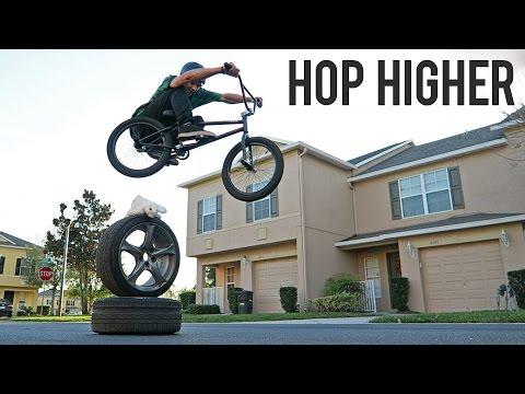 How to Hop Higher BMX