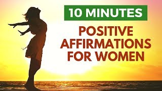 Positive Affirmations for Women   Listen Every Morning, Pooki Lee