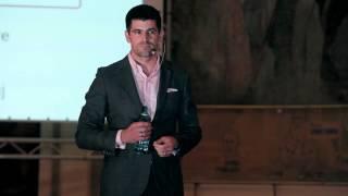 Apa si sare: Dragos Bucurenci at TEDxCluj