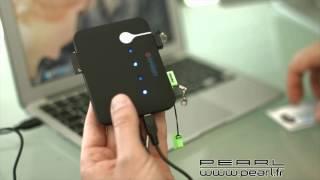 PX1289 - Lecteur de cartes mémoire et cartes SIM