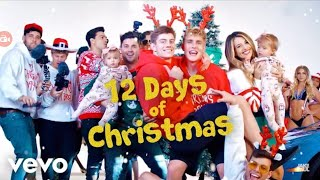 Jake Paul 12 Days Of Christmas Official Music Audio