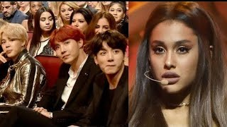Famous People Reacting To Ariana Grande!