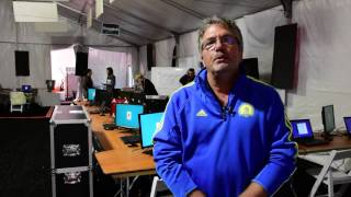 How to setup a 'Command Centre' at a large sporting event