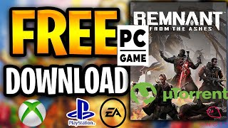Обложка Remnant From The Ashes 2019 Free Download Full PC Game Crack Torrent Fast Amp Easy