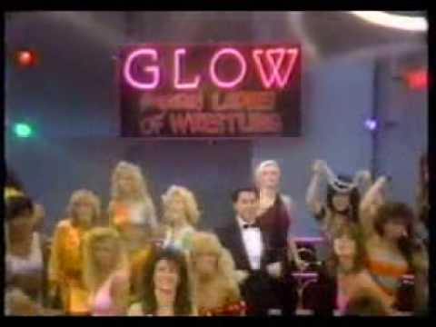 G.L.O.W. Wrestling beginning theme