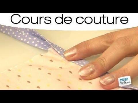Comment faire une belle finition en couture