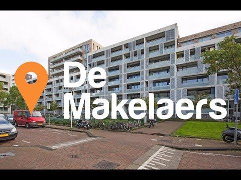 Wijnand Nuijenstraat 76 Amsterdam - De Makelaers -  NVM Makelaar Amsterdam Nieuw West