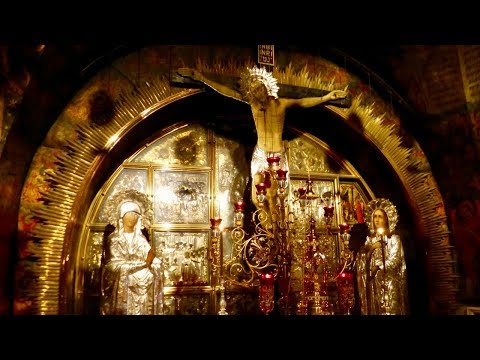Jerusalem Tour And The Holiest Place For Christians Church Of The Holy Sepulchre