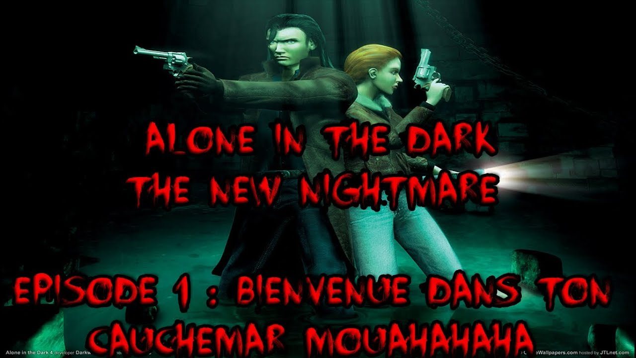 Let S Play Episode 1 Edward Carnby Alone In The Dark The New Nightmare Youtube